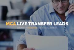 mca-live-transfer-lead-generation